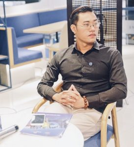 CEO Phạm Quốc Nam